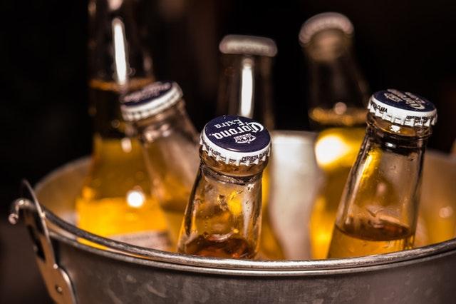 Hold dine øl kolde på Festival